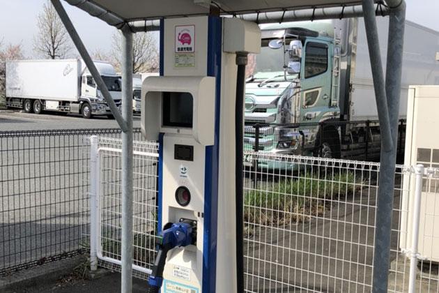 コンビニの充電設備の種類や利用方法